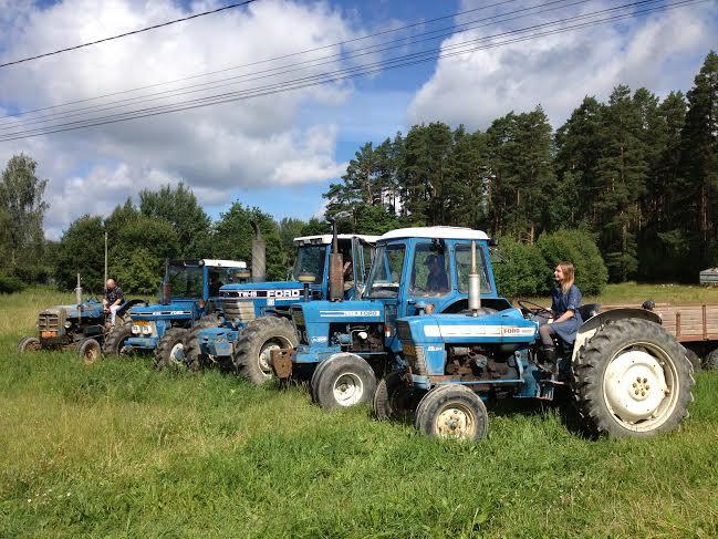 MUU traktorit